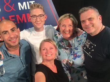 """Mig & Mit Dillemma Gigtforeninen Livet Med Gigt """"Podcast"""""""